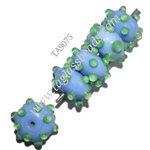 Glass beads Mixed