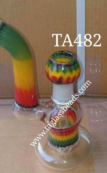 Dab rig oil bubbler