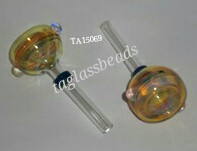 Glass smoking accessories