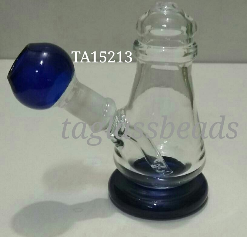 Honey comb glass bong