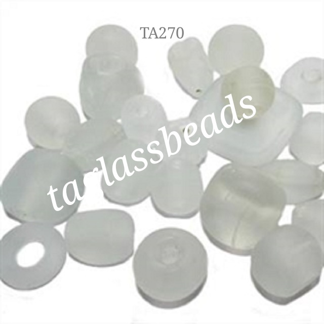 FROSTED MIX BEADS