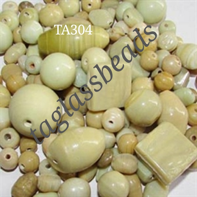 OPAQUE COLOR BEADS