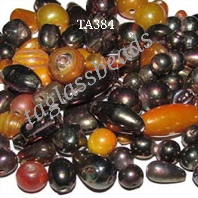 LUSTER MIX BEADS